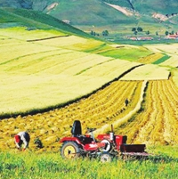 Agriculture machinery industry grows increasingly robust.